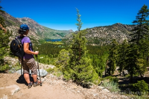 June Lake hiking
