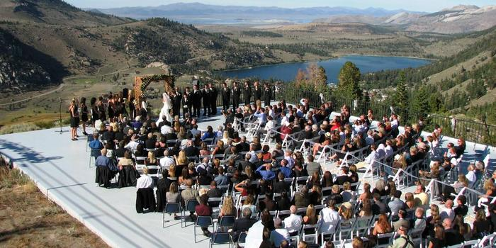June Mountain Ski Area Is One Of The Most Unique And Breathtaking Spots To Host Your Wedding Ceremony Reception Ceremonies At