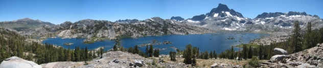 thousand island lake california